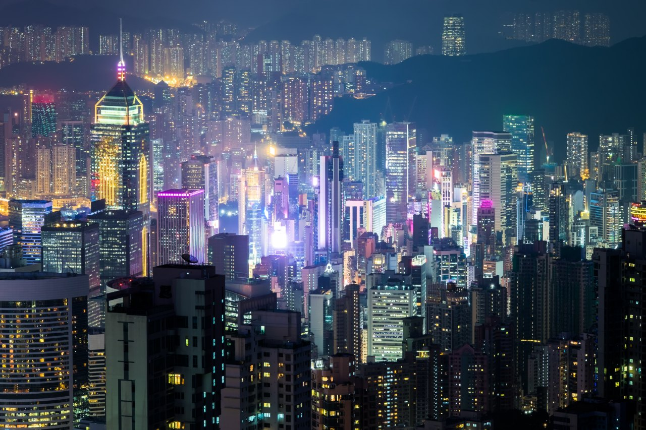 Cyberpunk Night City screenshot