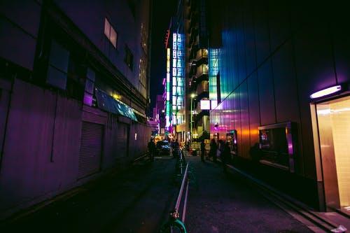 cyberpunk night city screenshot