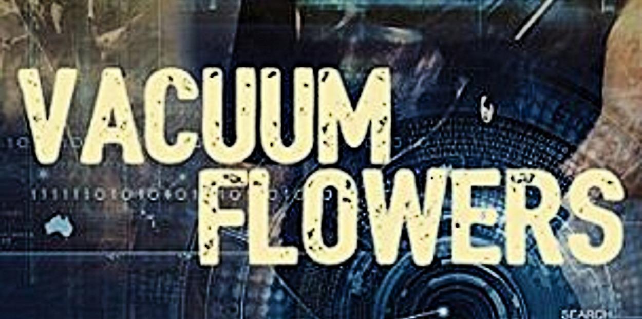 vacuum flowers cyberpunk book logo