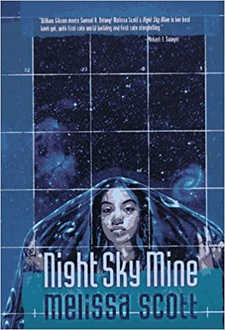 Cover of night sky mine