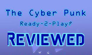cyberpunk ready to play logo