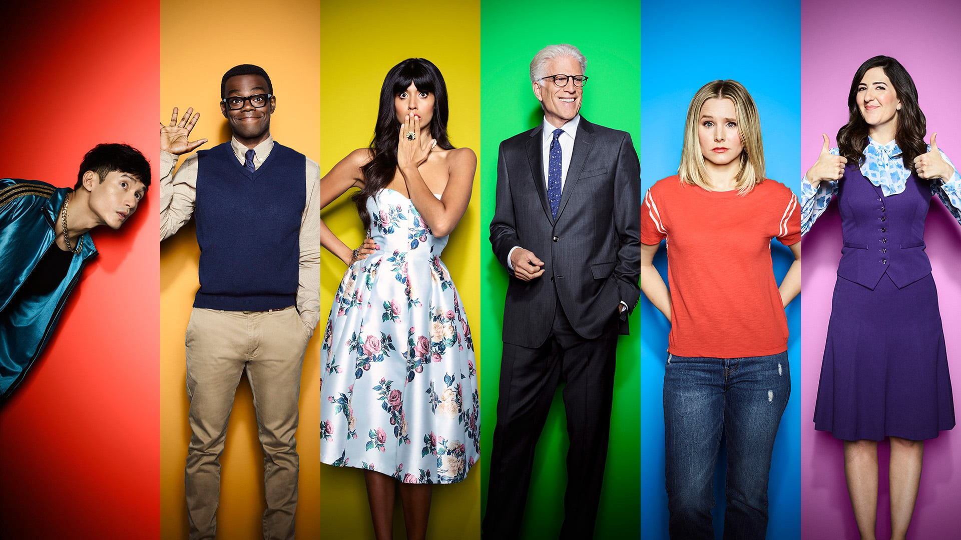 the good place show