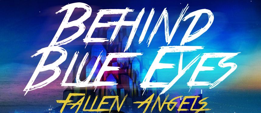 behind blue eyes fallen angels logo