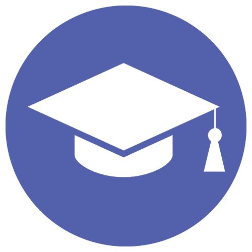 Fur Life K9 Academy Graduates Button