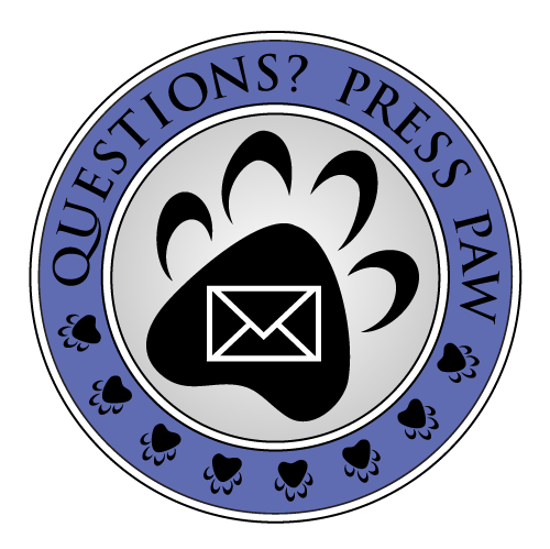 Fur Life K9 Academy Contact Button