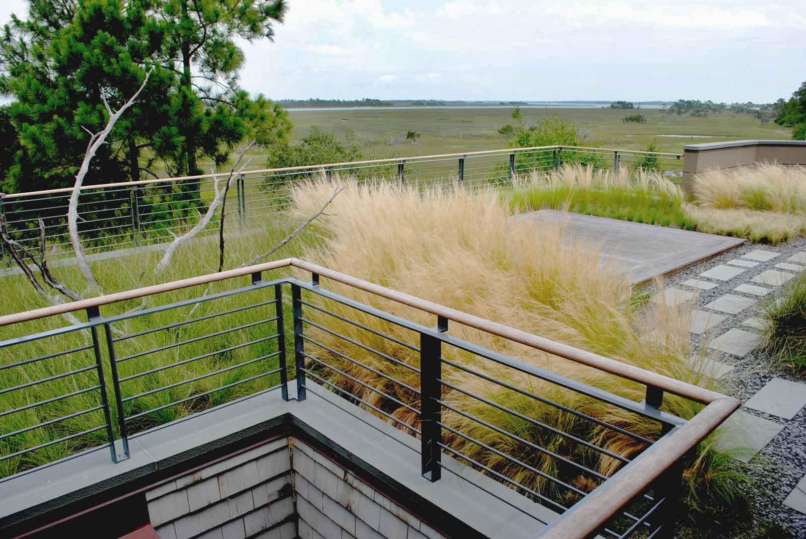 green roof design installation living roofs inc