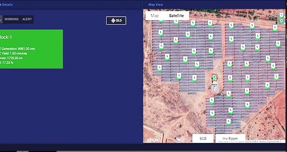 EagleSun SCADA Solar Analytics