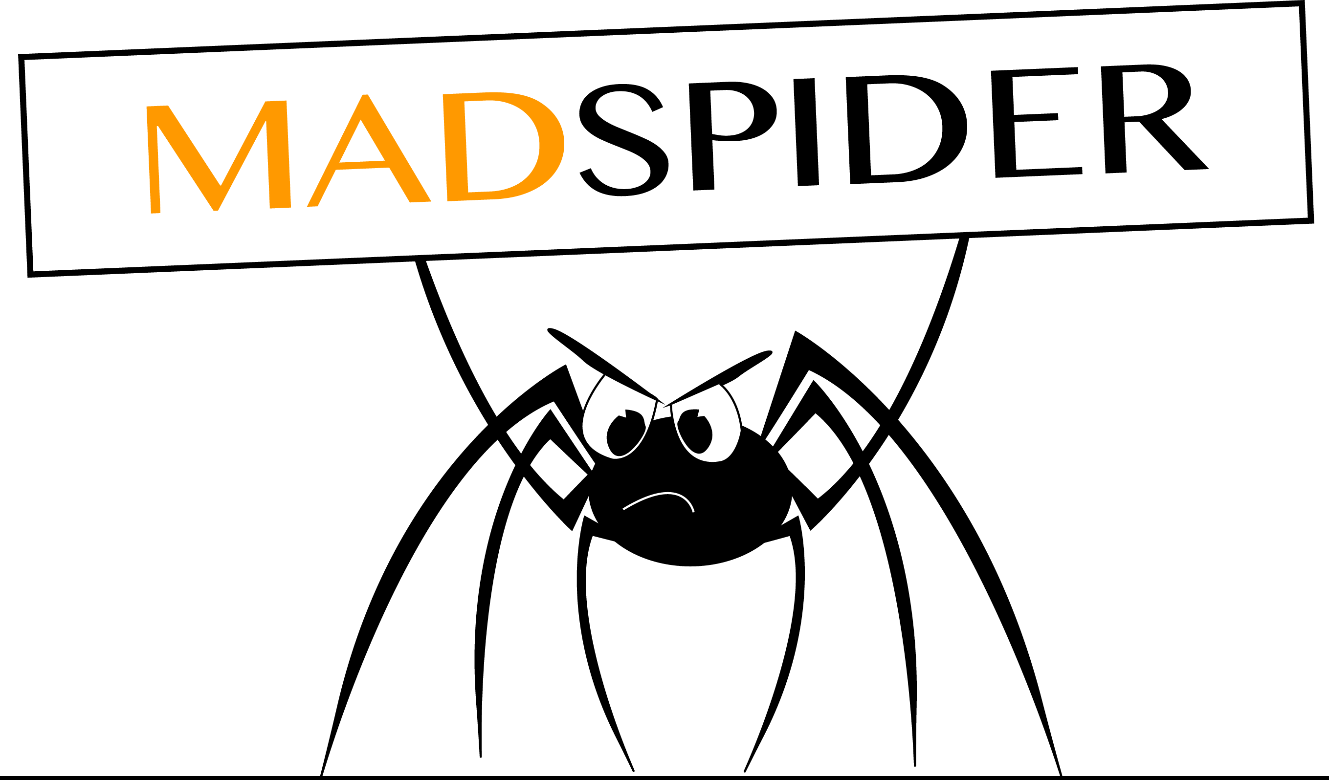 Logo MadSpider