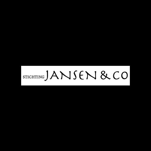 Logo Stichting Jansen en Co MadSpider