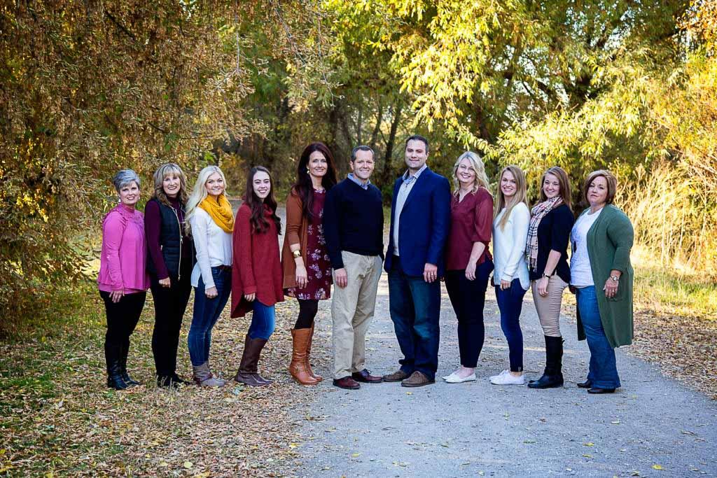 Apple Tree Dental Family Photo