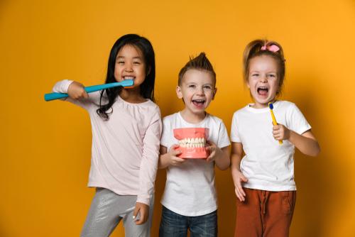 Children Fluoride