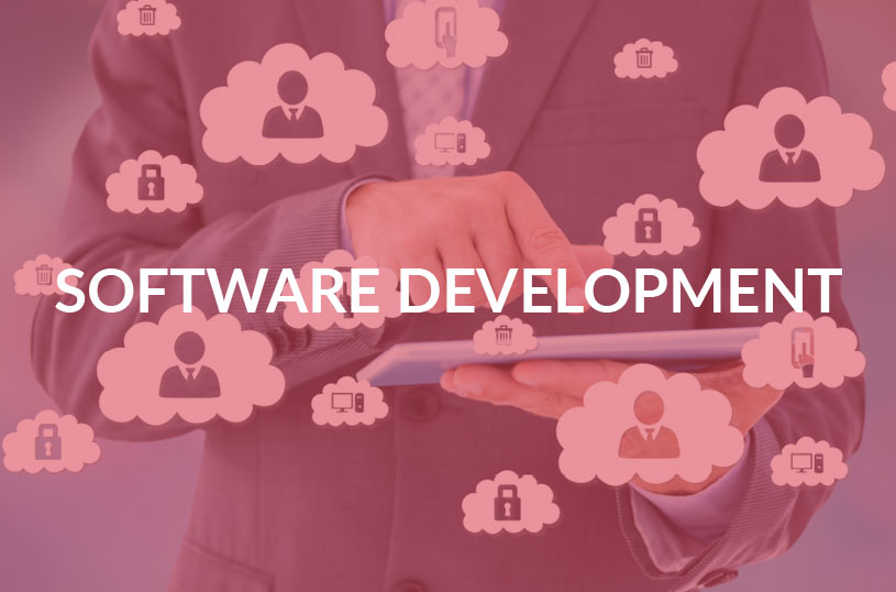 software development cloud image