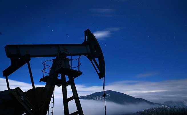 onshore oil drilling