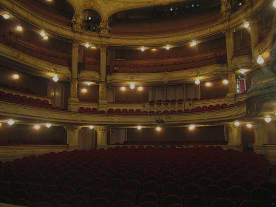 theater internal photo aberdeen