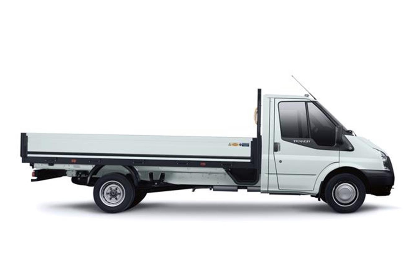 flatbed dropside hire