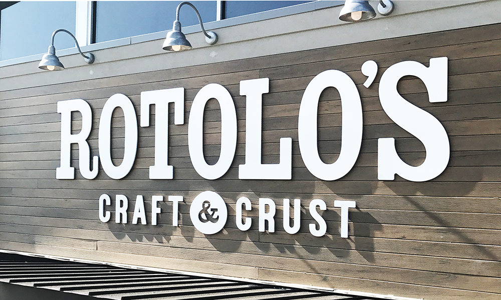 Signage Rotollos