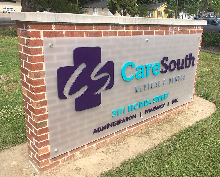 SIGNAGE Care South