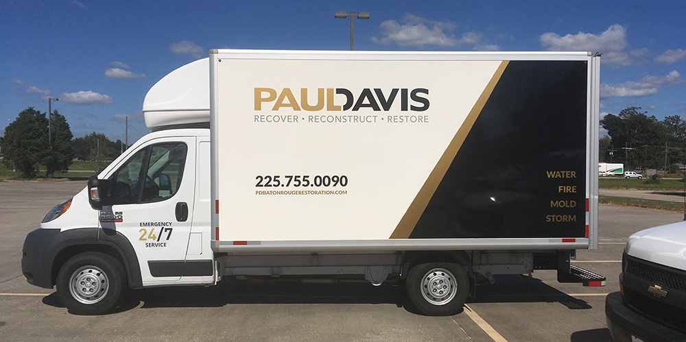 VEHICLE AND FLEET GRAPHICS PAUL DAVIS