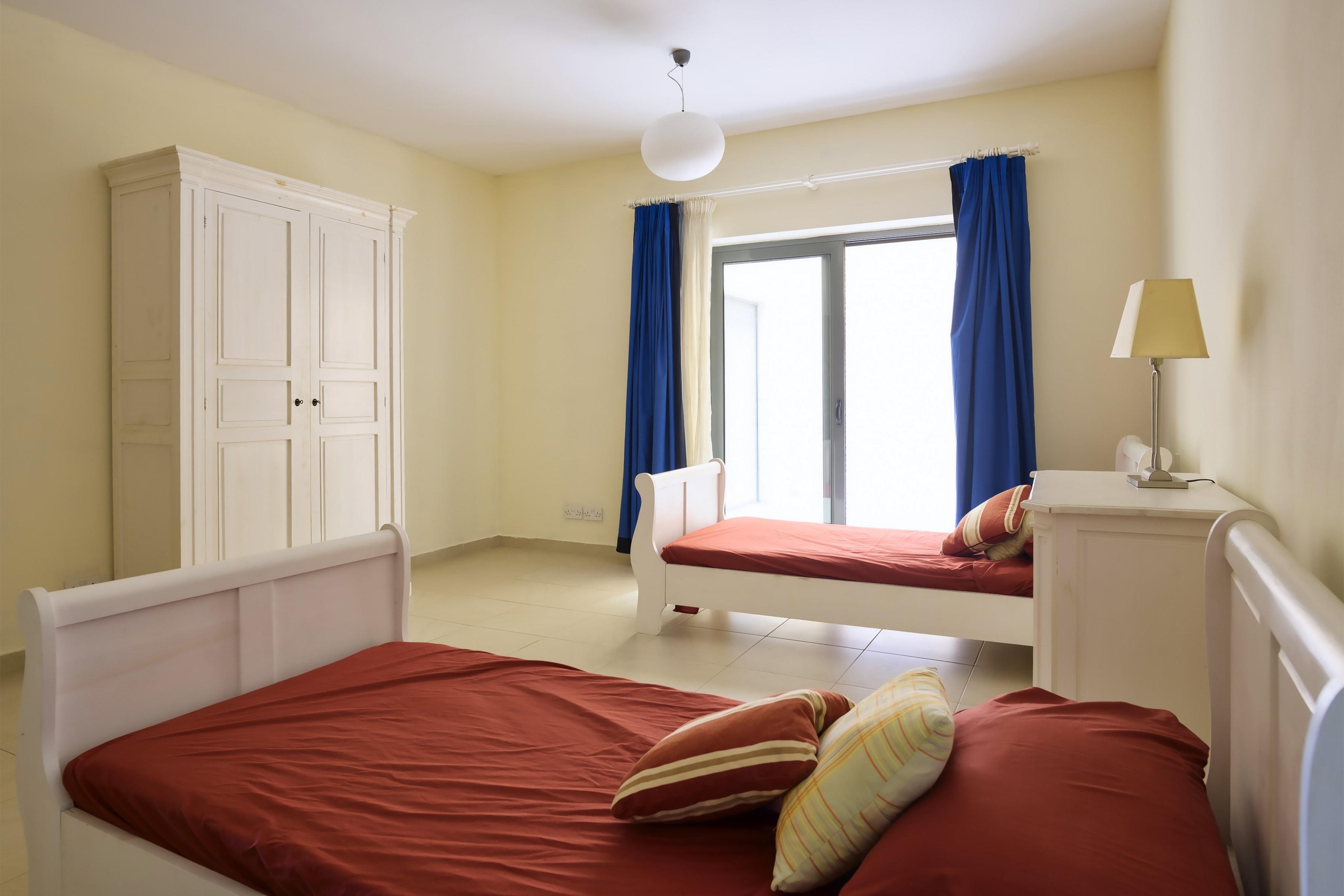 VIP ubytování pokoj