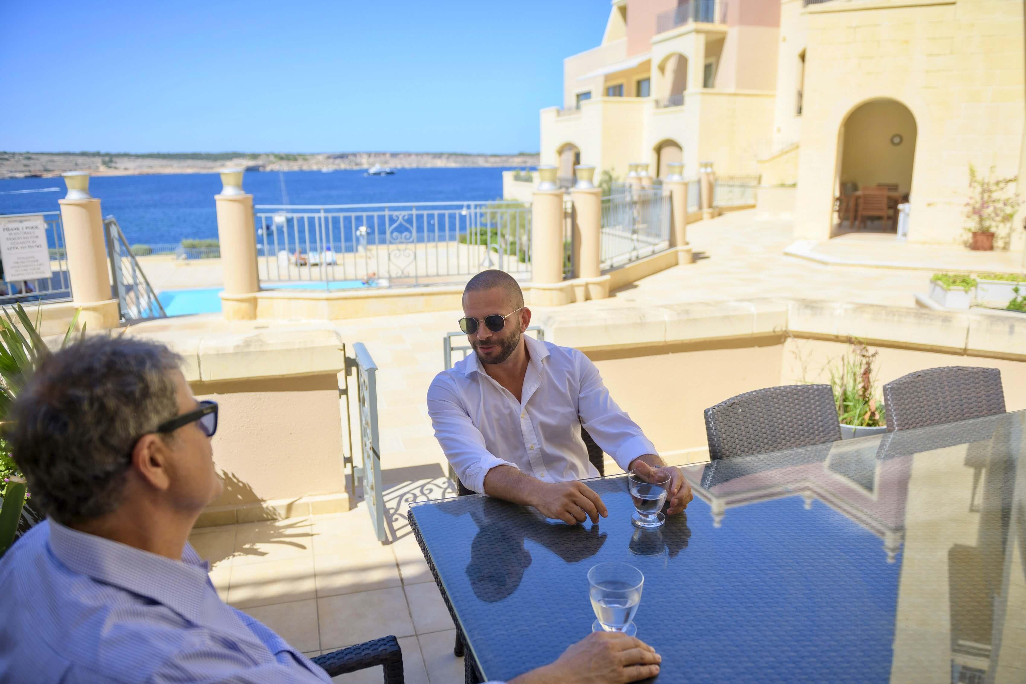VIP jazykový pobyt na Maltě