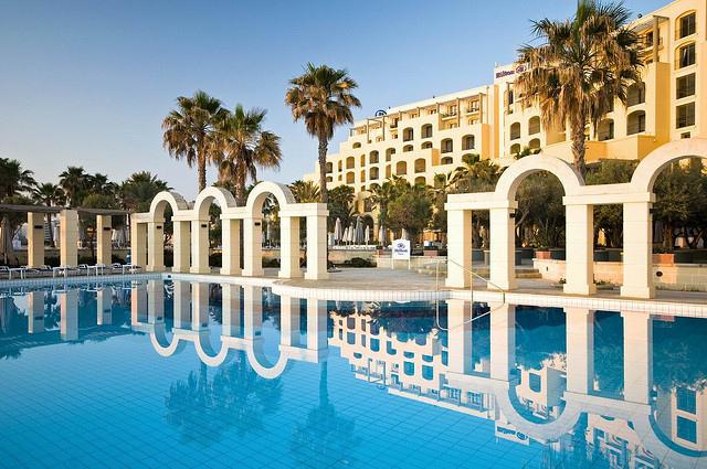 Hotel na Maltě