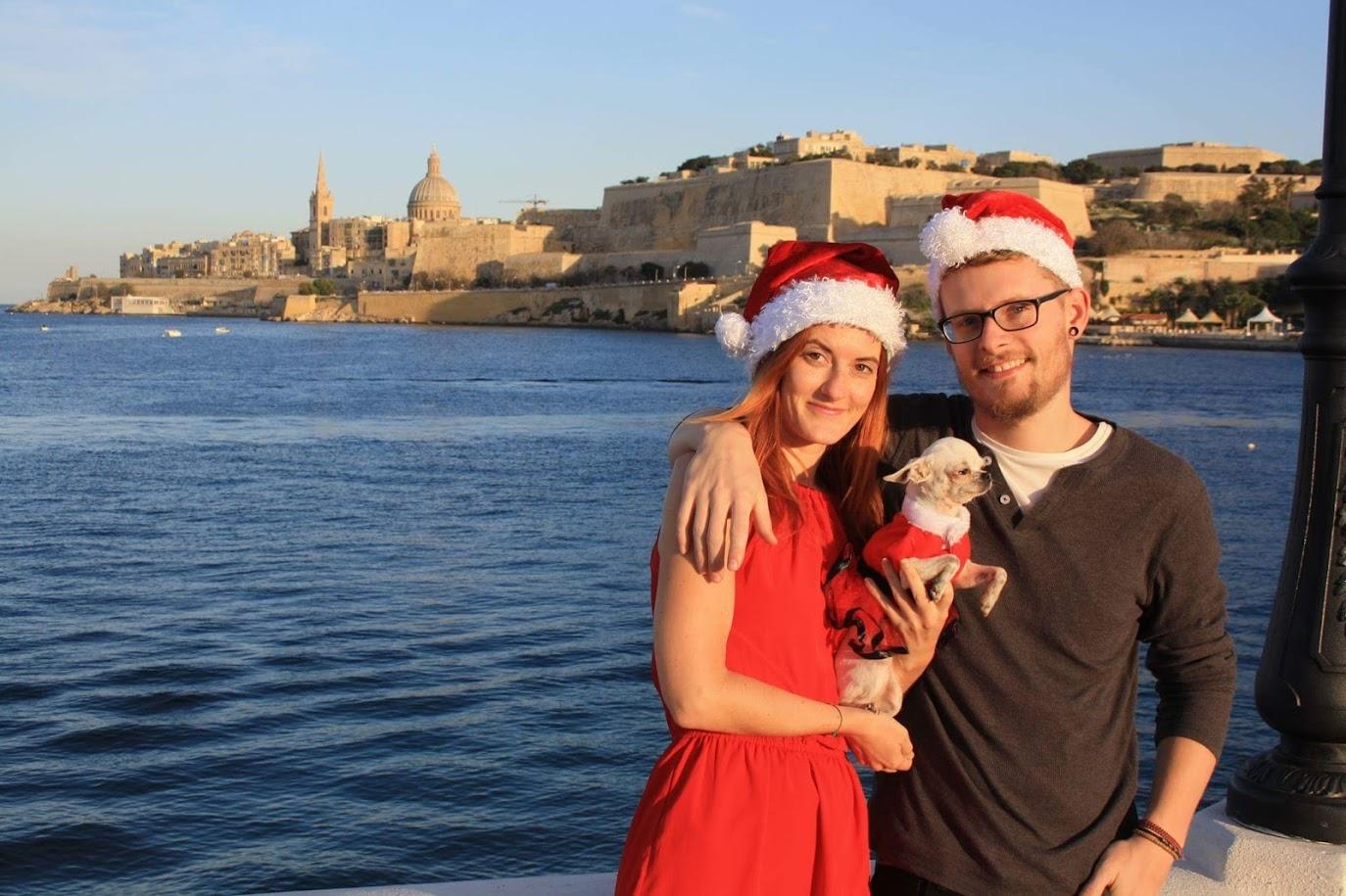 Vánoce na Maltě, TaXbiex