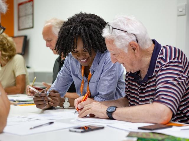 Jazykové pobyty pro seniory