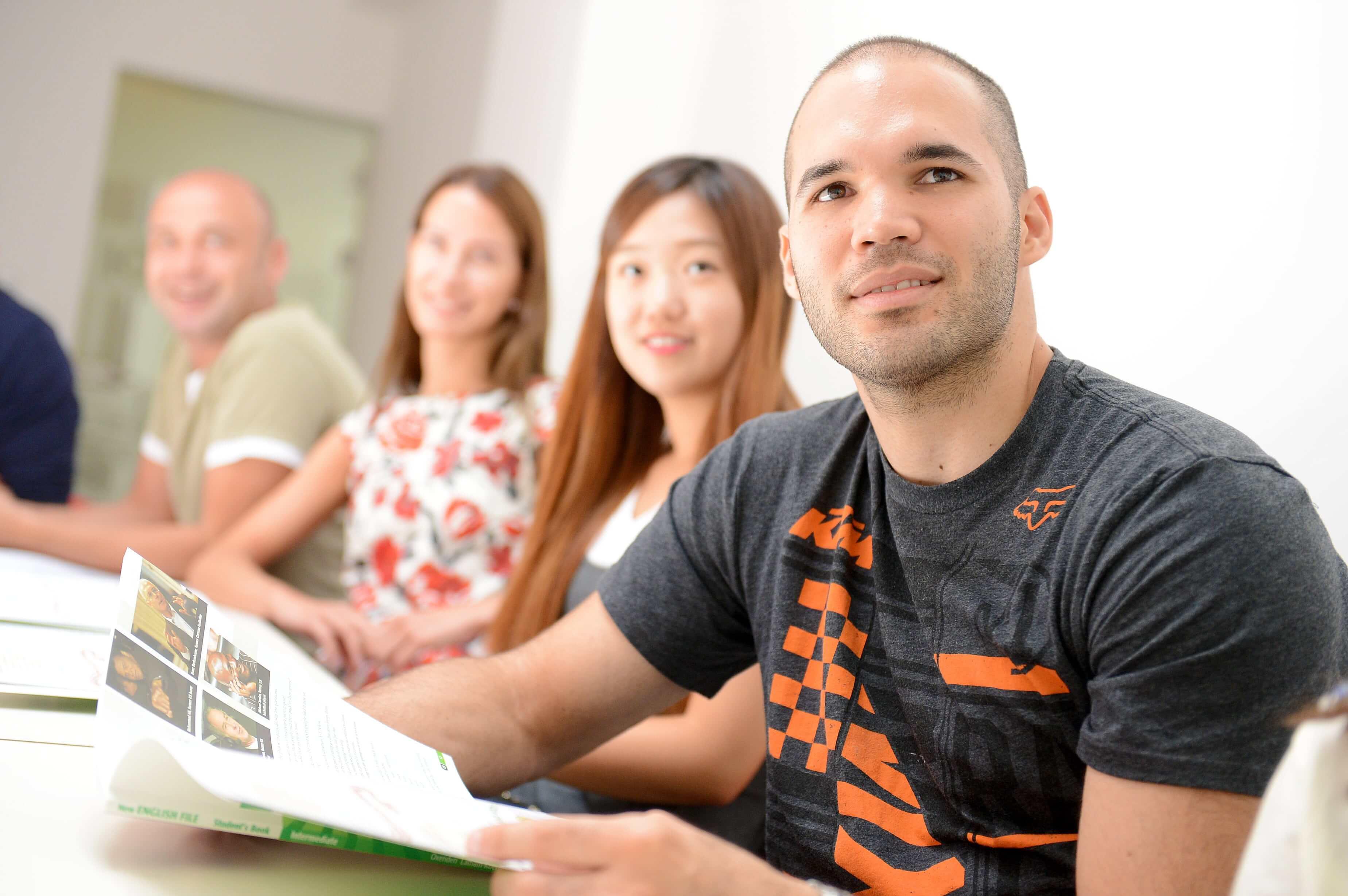 Jazykové pobyty pro dospělé