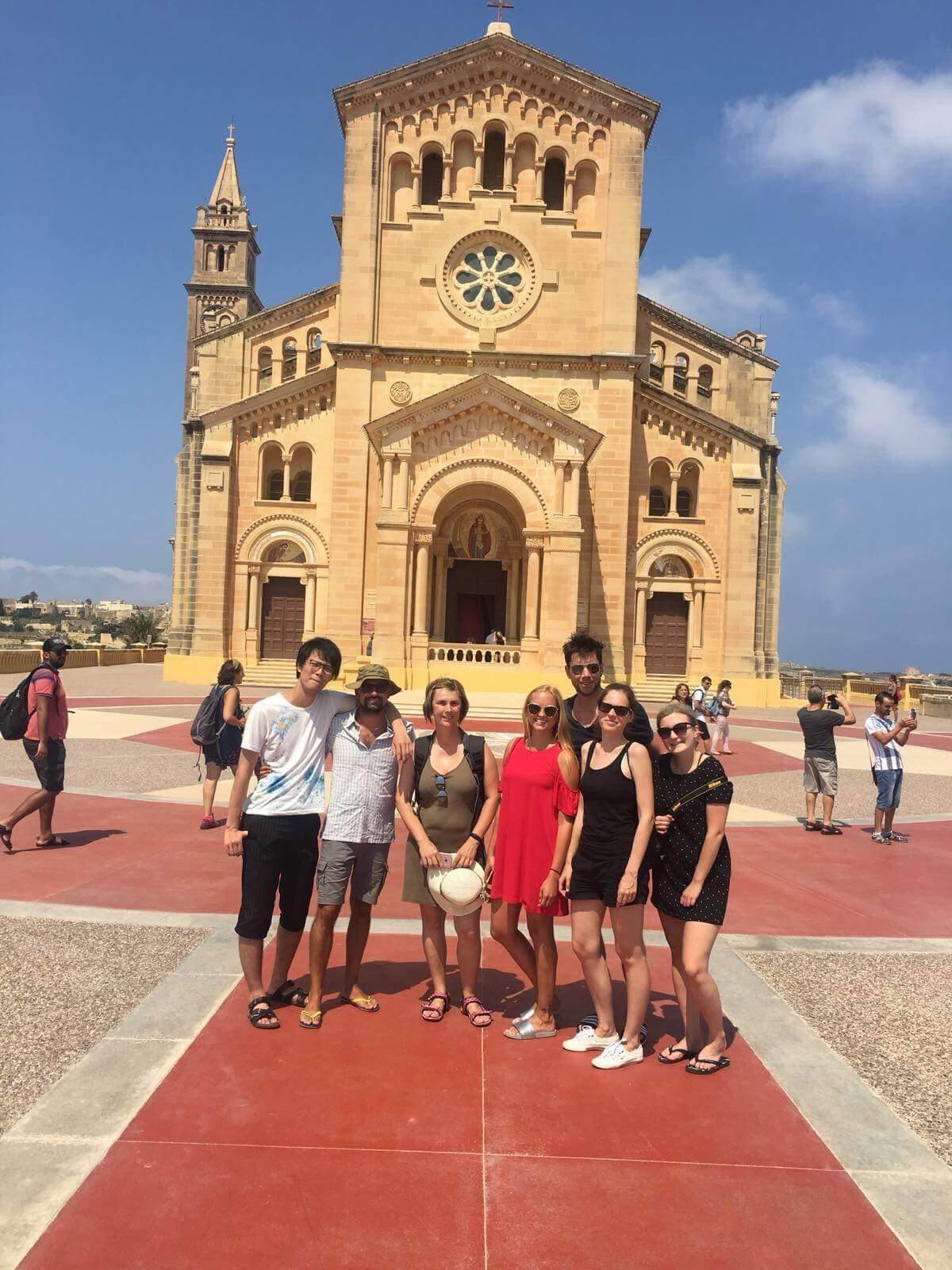 Výlet po krásách Malty