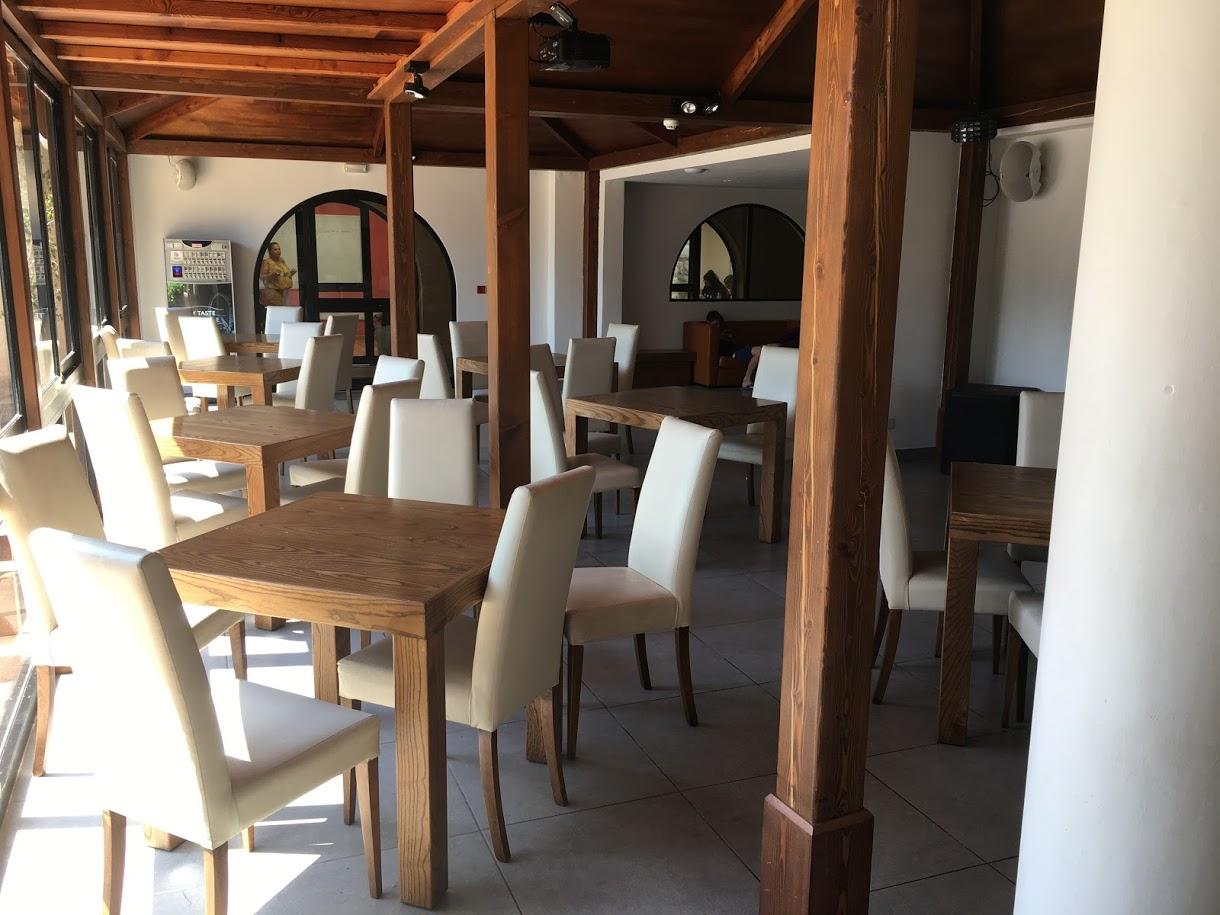 Restaurace Sprachcaffe Malta