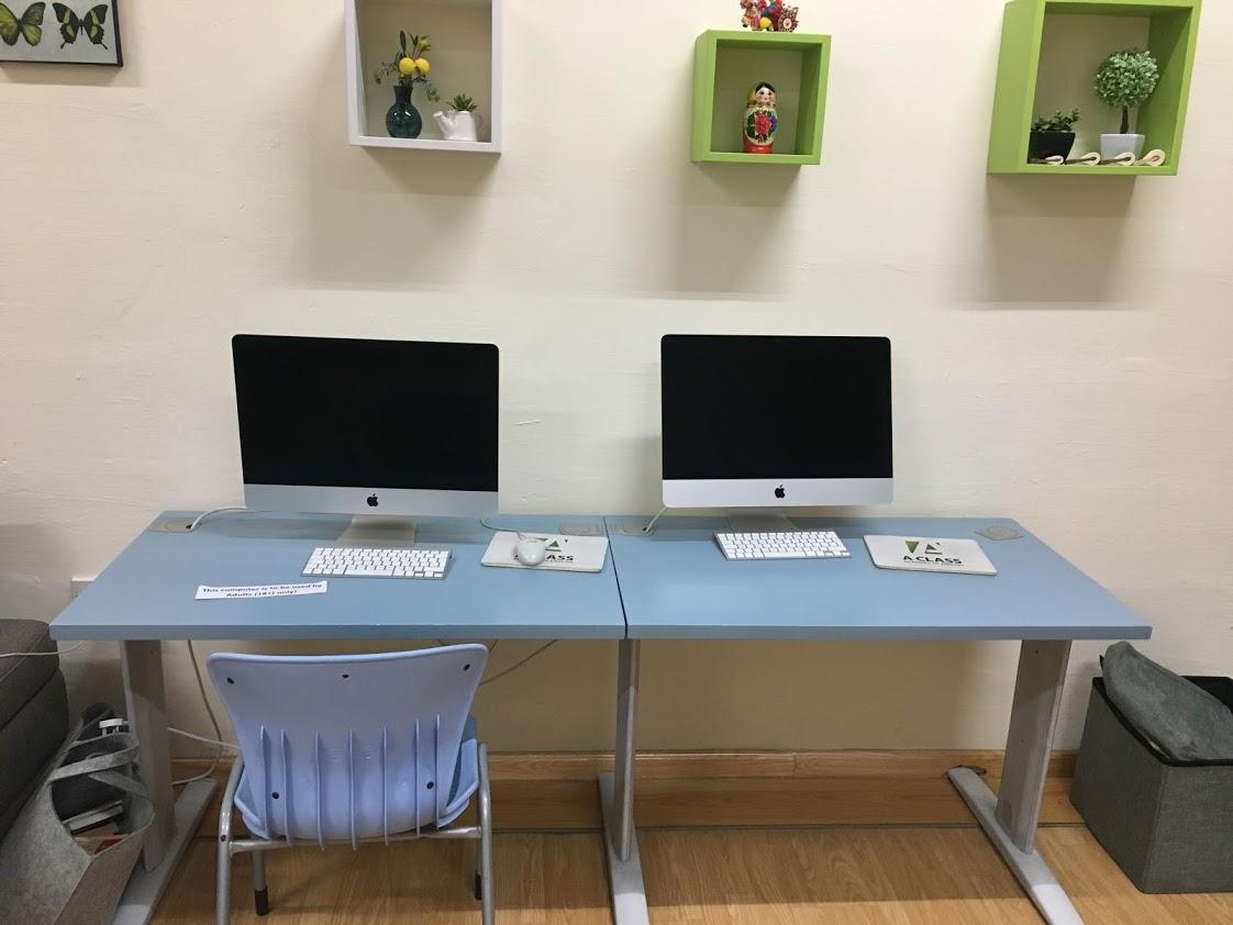 Počítače v internet café