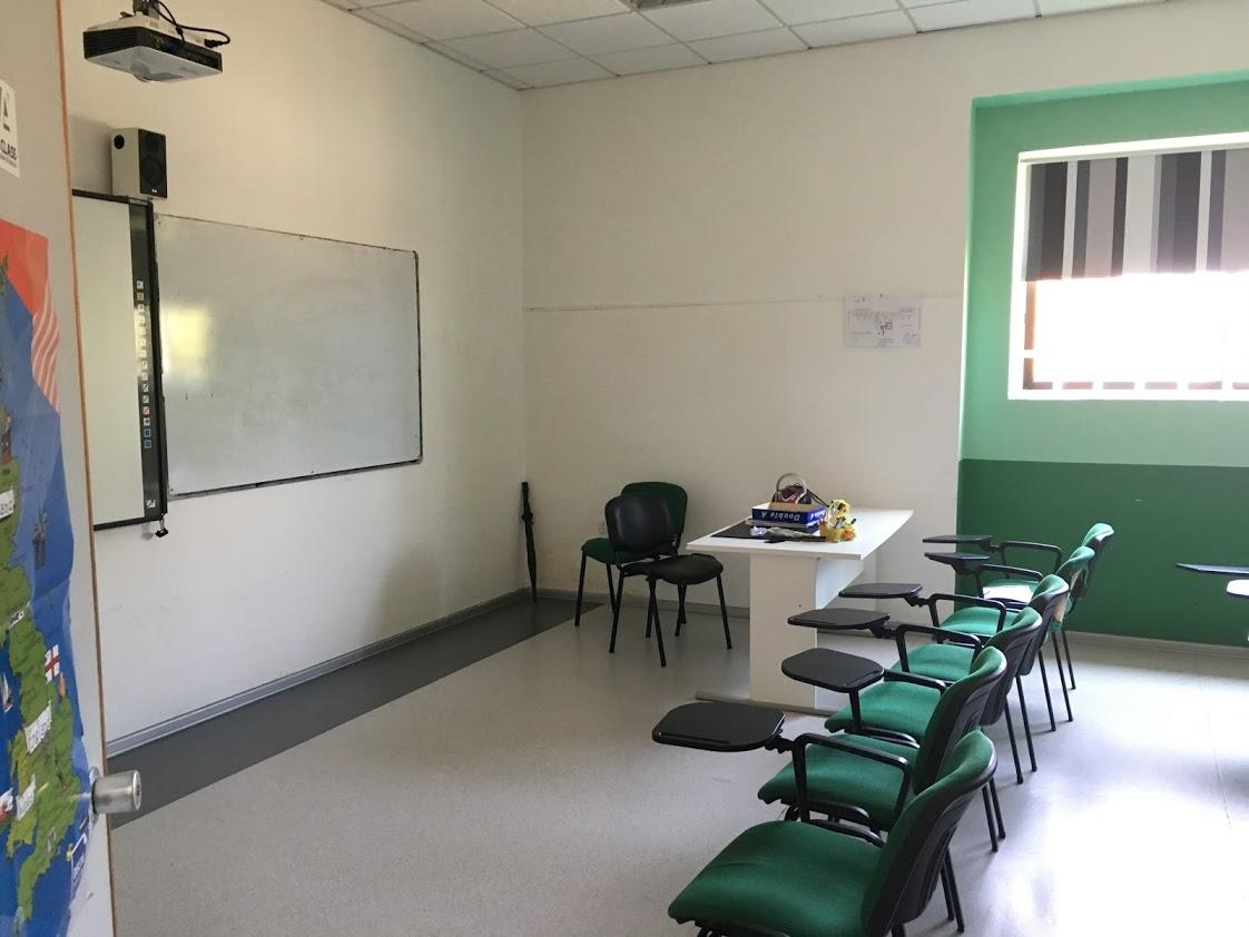 Učebna Aclass Academy