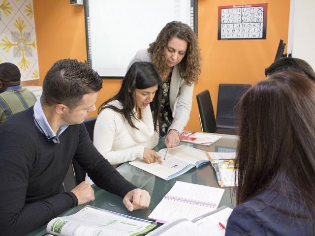 Výuka angličtiny v EC Malta 30+