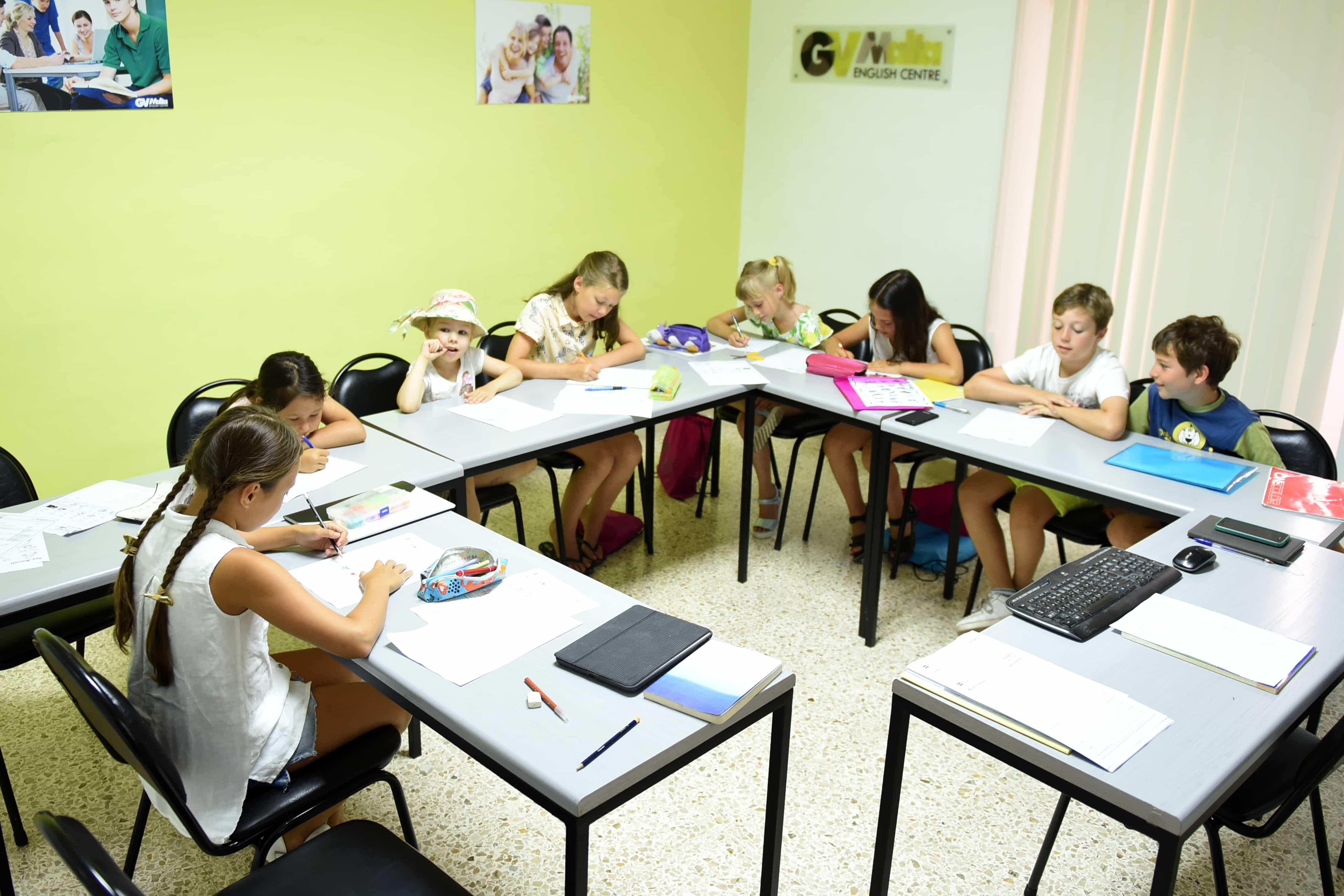 GV-Malta-Výuka dětí