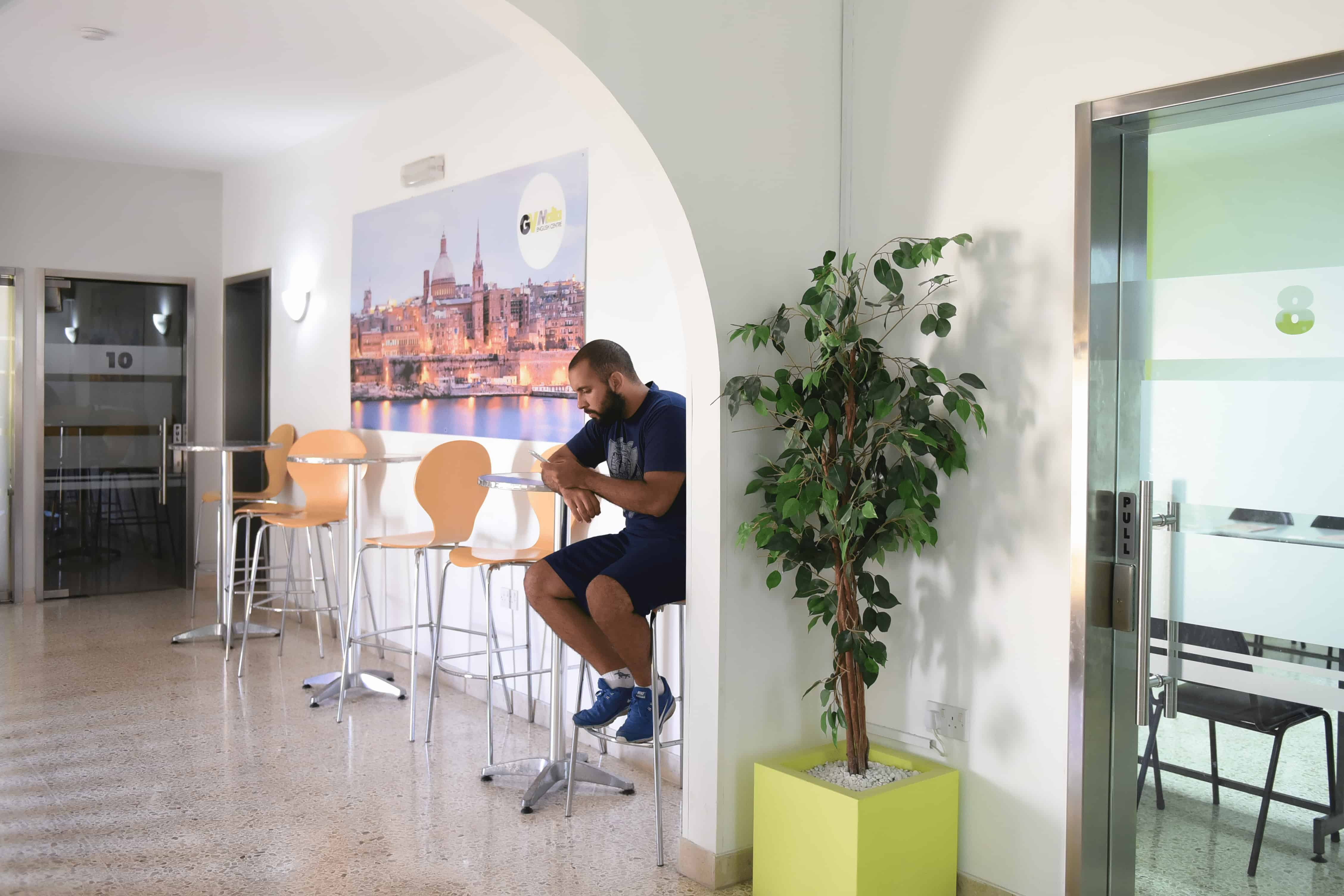 GV-Malta-Odpočinkové prostory