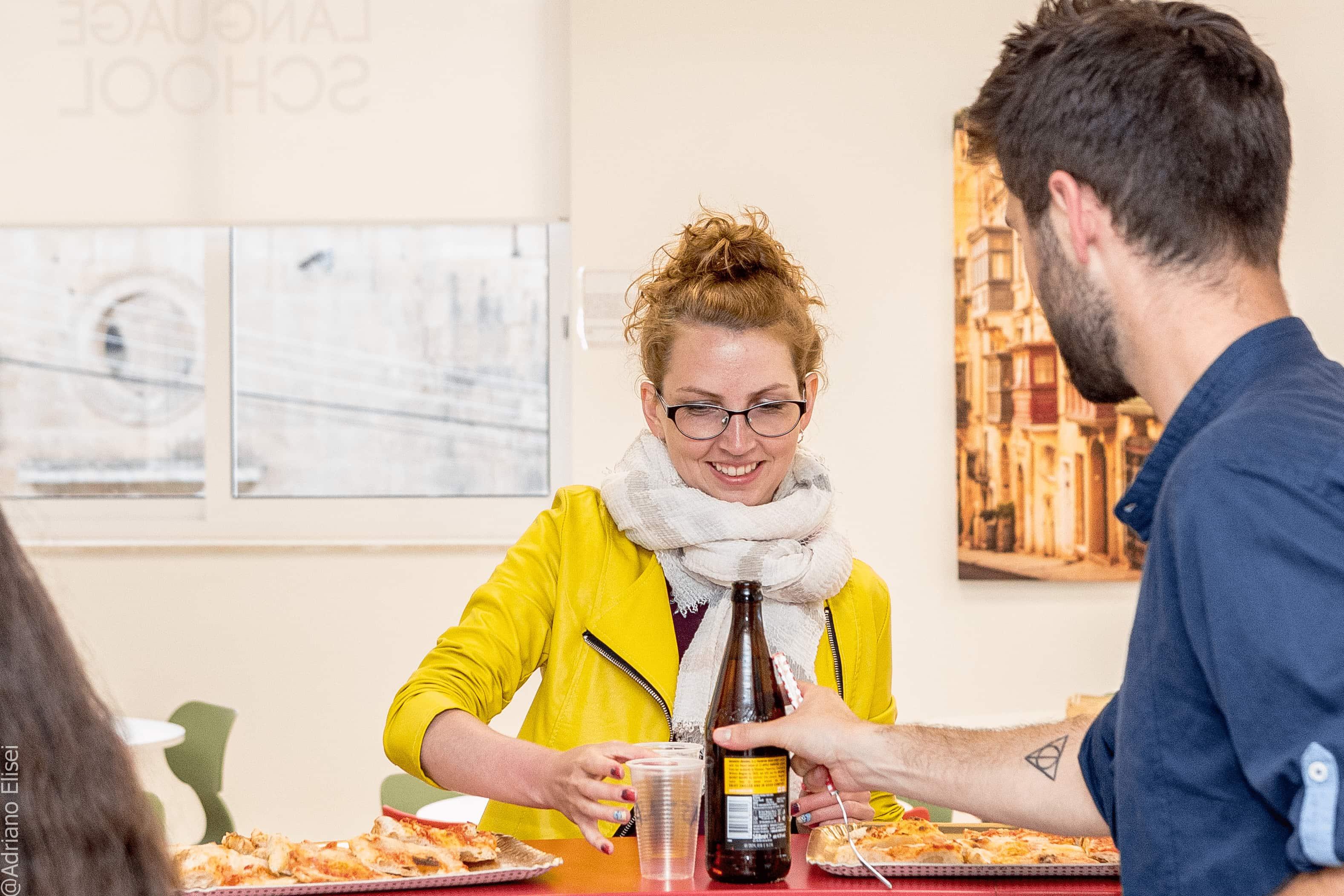 Mezinárodní den jídla v Atlas Malta