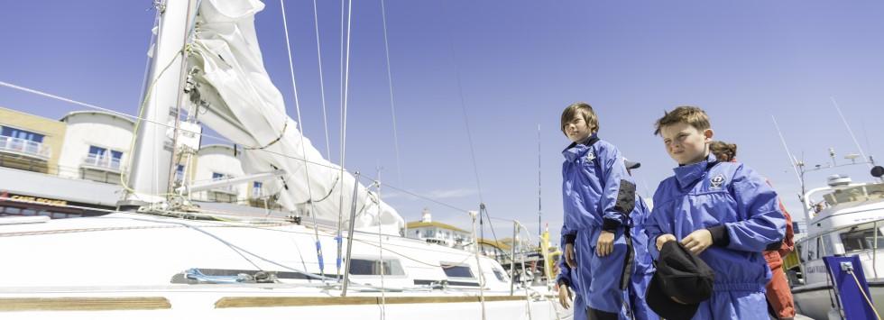 Kurz angličtiny na Maltě a sport - plachtění.