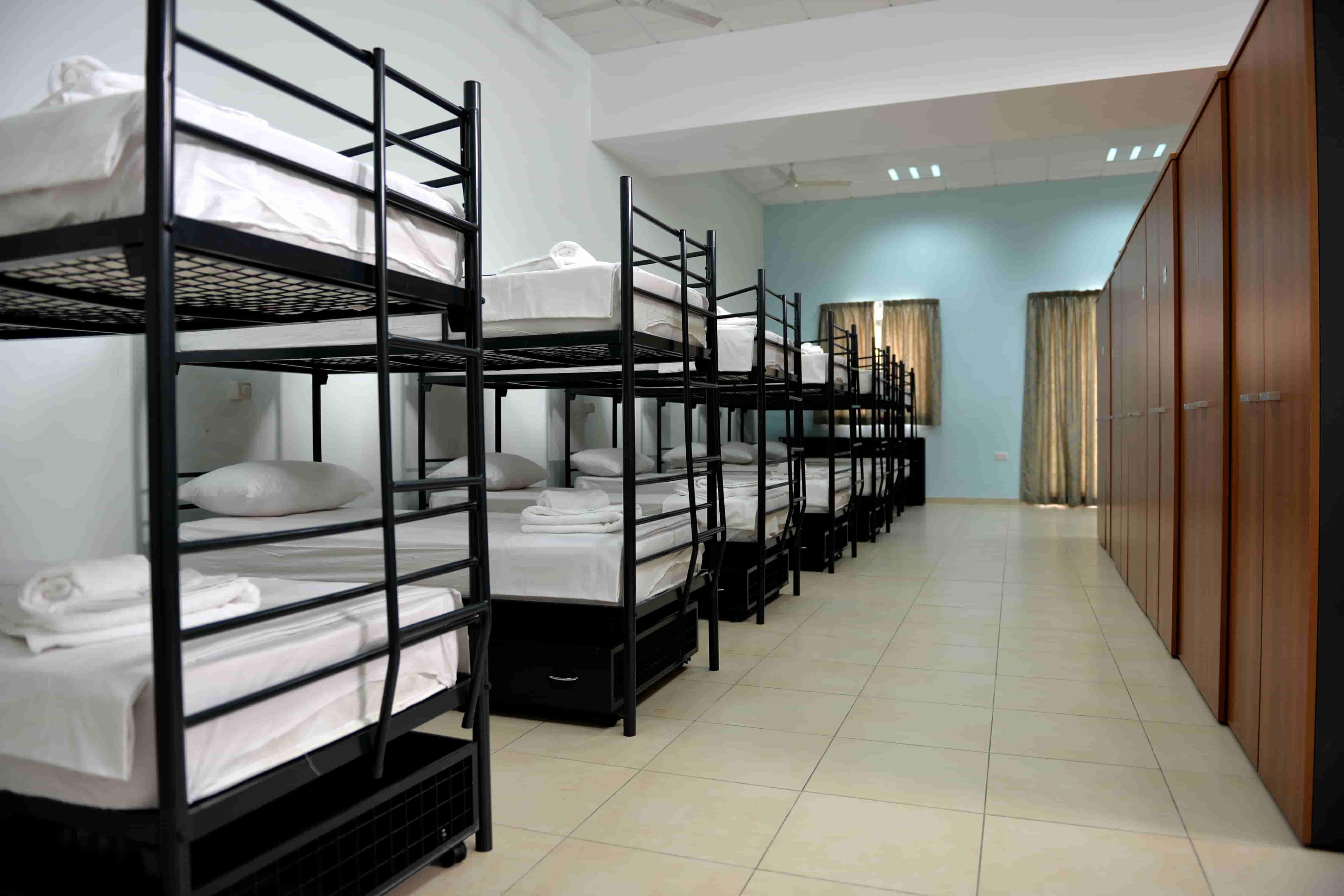 Dormitory pro děti v GV Summer Camp