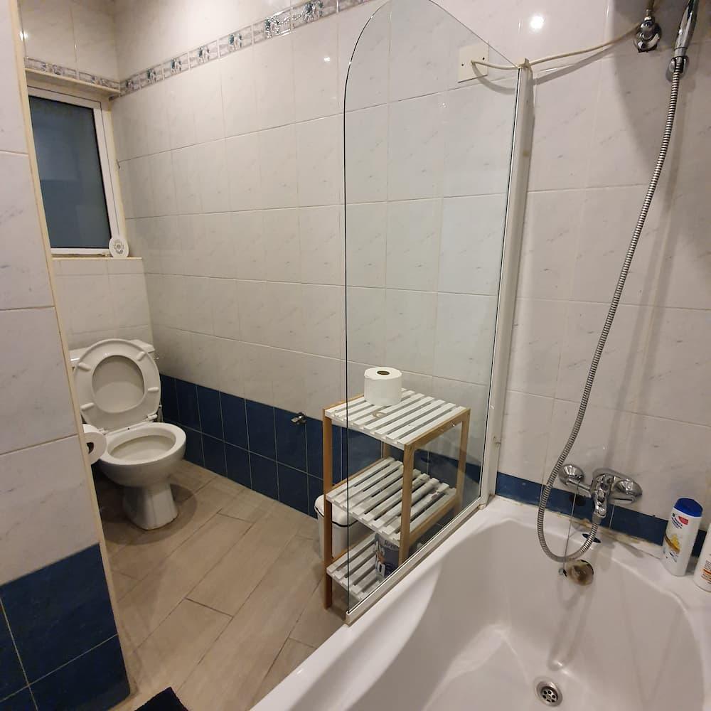Studio Maltalingua koupelna