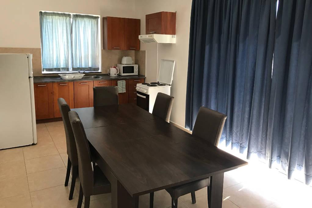 ESE Apartman Valley View kuchyně