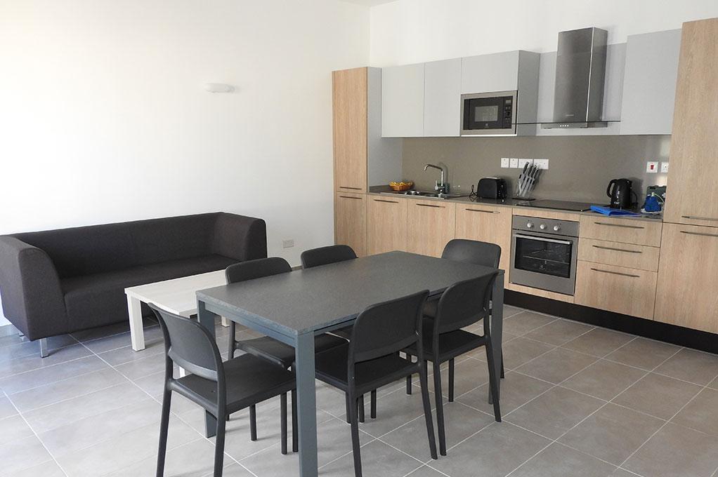 ESE Apartmán Central - kuchyně