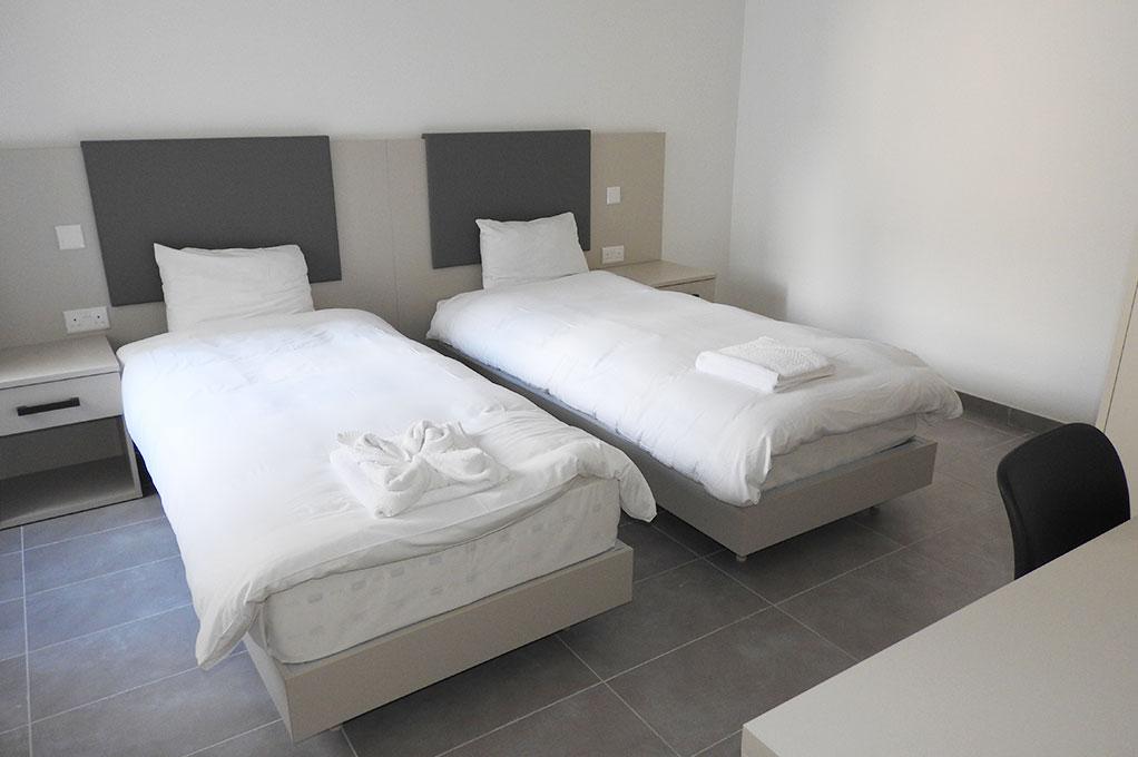 ESE Apartmán Central - ložnice