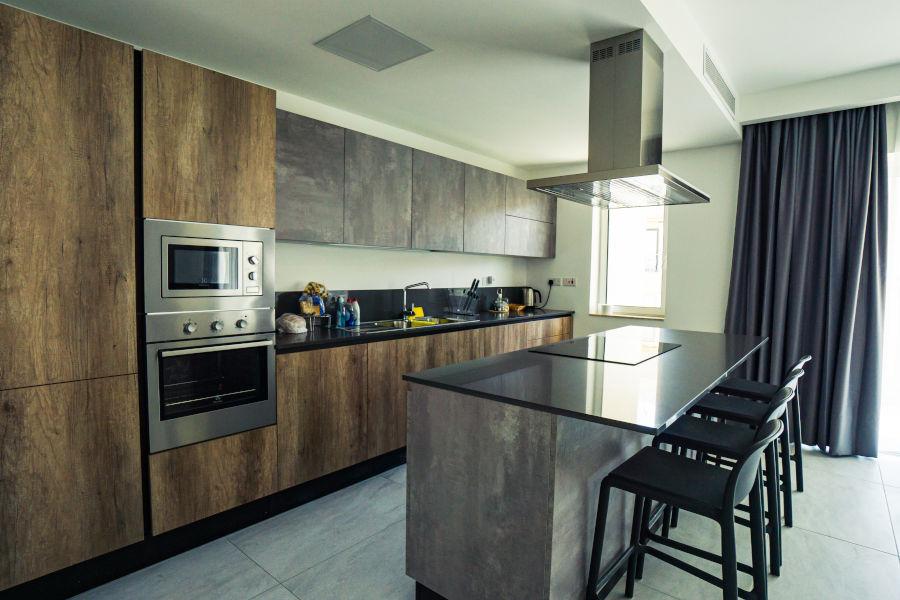 ESE apartman Claret kuchyne
