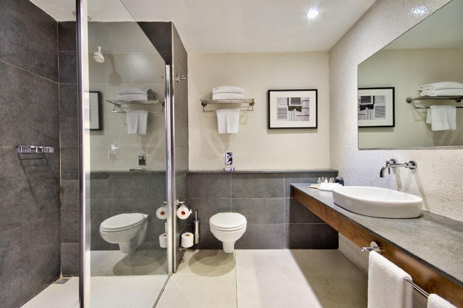 Hotel George koupelna