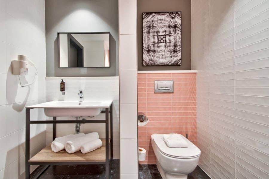 Hotel Number 11 koupelna