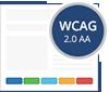 WCAG Level 2.0 AA