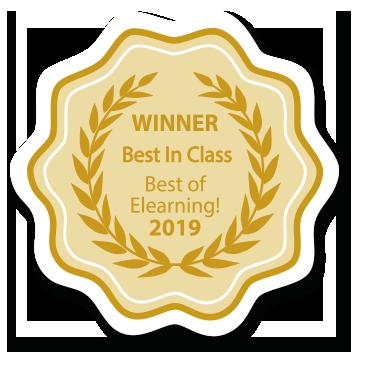 Winner Best In Class 2019