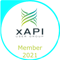 xAPI Down Under Logo