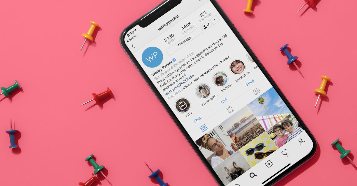 Instagram Shopping is here!