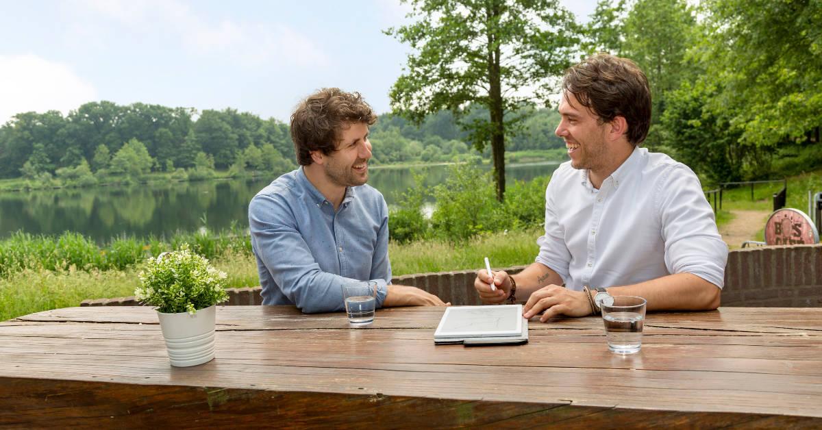 Spanning: Ondernemersprijs Horst aan de Maas